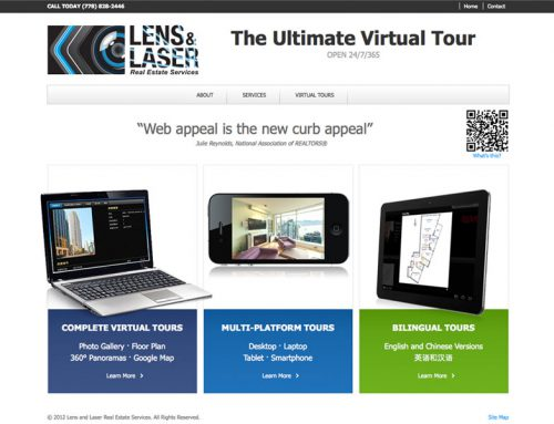 Lens and Laser Real Estate Services