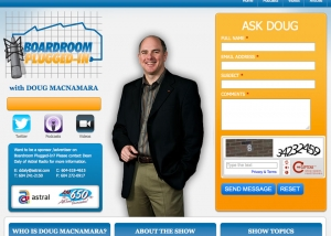 Boardroom Plugged-In Website