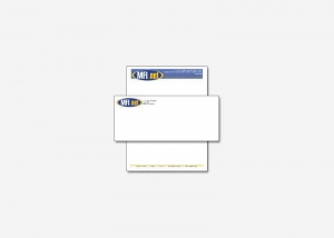 MFI.net Letterhead and Envelope