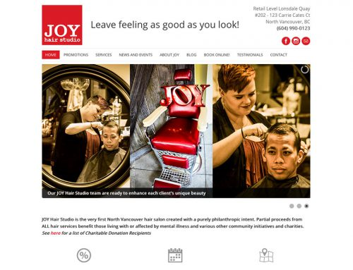 JOY Hair Studio